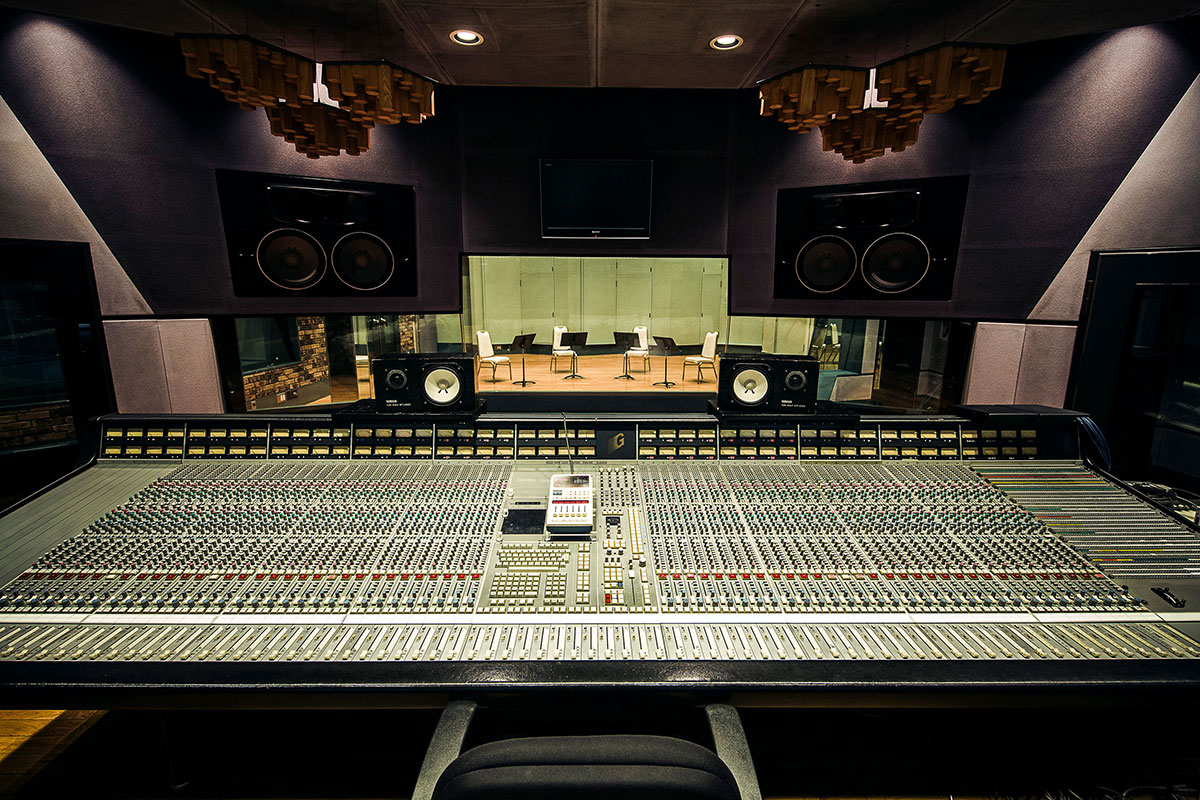 Control Room 55㎡