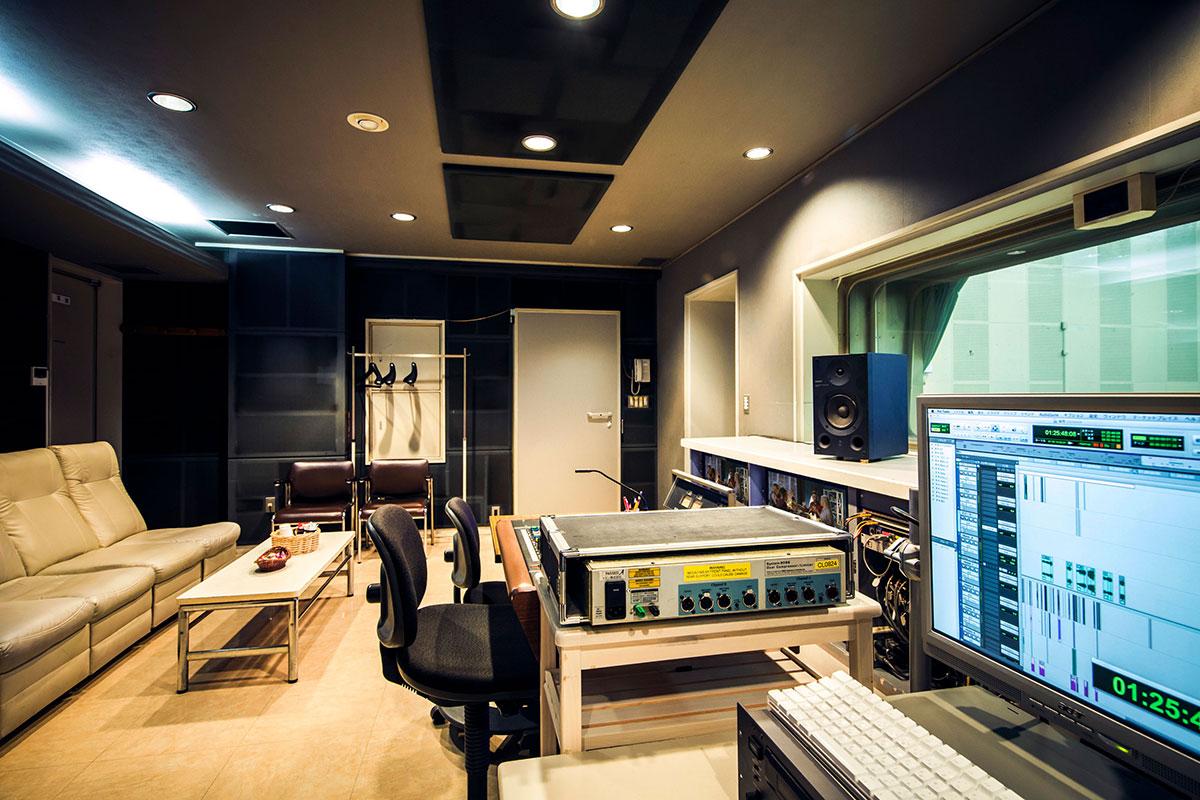 Control Room 24㎡